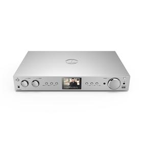 Hama internetové rádio DIT2100MSBT, hybrid Hi-Fi Tuner, FM/DAB/DAB /A/MR/BT, støíbrné
