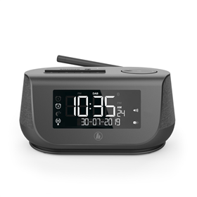 Hama digitální rádio DR36SBT, FM/DAB/DAB /Bluetooth, èerné