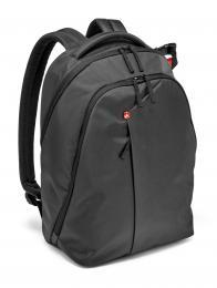 Manfrotto MB NX-BP-VGY, NX Backpack Grey, batoh šedý