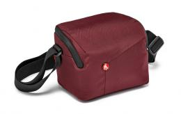 Manfrotto MB NX-SB-IBX, NX Shoulder Bag CSC Bordeaux, brašna na rameno vínová