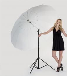 Lastolite Mega Umbrella 181cm Translucent (LU7907F)