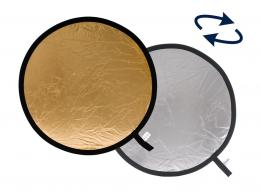 Lastolite Collapsible Reflector 50cm Silver/Gold (LR2034)