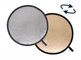 Lastolite Collapsible Reflector 50cm Sunfire/Silver (LR2036)