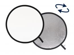 Lastolite Collapsible Reflector 1.2m Silver/White (LR4831)