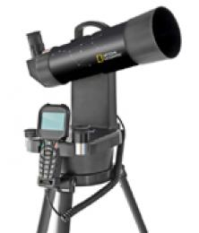 Hvìzdáøský dalekohled Bresser National Geographic 70/350 GOTO - zvìtšit obrázek
