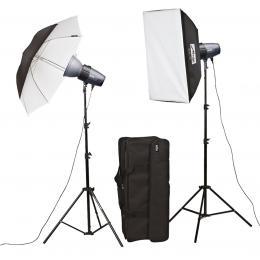 METZ MECASTUDIO BL-200 SB/UM-kit ll, set studiových zábleskových svìtel BL-200