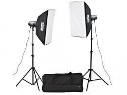 METZ MECASTUDIO BL-400 SB/UM-kit ll, set studiových zábleskových svìtel BL-400