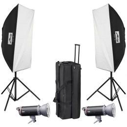 METZ MECASTUDIO TL-300 SB/UM-kit ll, set studiových zábleskových svìtel TL-300