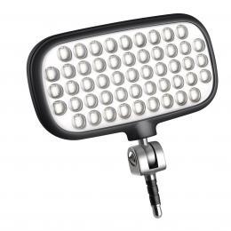 METZ MECALIGHT LED-72 smart black, LED svìtlo pro smartphony a tablety - barva èerná