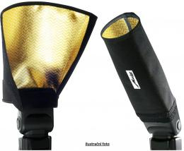 METZ snoot bounce diffuser SD 30-26 Gold