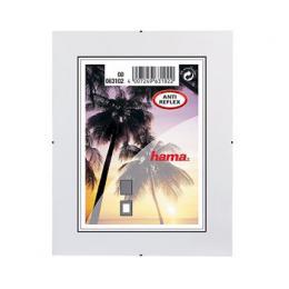 Hama clip-Fix, antireflexní sklo, 25x38cm