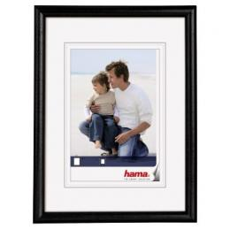 Hama rámeèek døevìný OREGON, èerný, 50x70cm - zvìtšit obrázek
