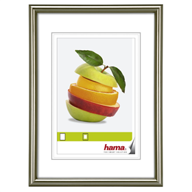 Hama rámeèek plastový SEVILLA, šedá matná, 50x70 cm - zvìtšit obrázek