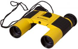 Binokulární dalekohled Bresser Topas 10x25, žlutý