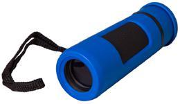 Monokulární dalekohled Bresser Topas 10x25, modrý