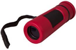 Monokulární dalekohled Bresser Topas 10x25, èervený