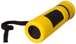 Monokulární dalekohled Bresser Topas 10x25, žlutý