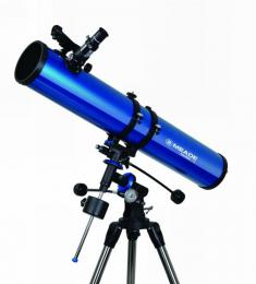 Meade Polaris 114mm EQ Refractor Telescope