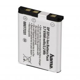 Hama fotoakumulátor Li-Ion 3,7 V/600 mAh, typ Nikon EN-EL10