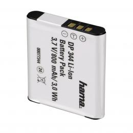 Hama fotoakumulátor Li-Ion 3,7 V/800 mAh, typ Olympus Li-50B