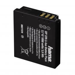 Hama foto/video akumulátor Li-Ion 3,7 V/1050 mAh, typ S005E/NP-70/IA-BH125C