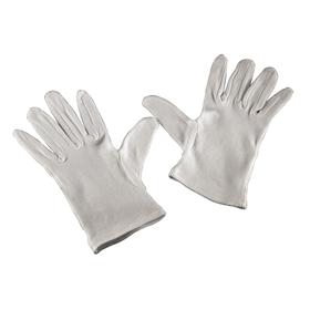 Hama cotton Gloves, size L, 1 pair