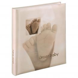 Hama album klasické BABY FEEL 29x32 cm, 60 stran