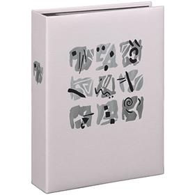 Hama album memo GRAPHIC ART 10x15/200, popisové štítky