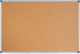 Korková tabule ARTA 120 x 90 cm, ALU rám