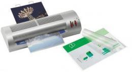 samolepící laminovací fólie, 80mic, A3