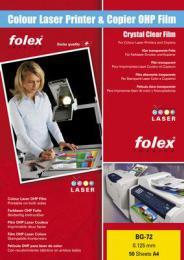 Folex BG-72 -  èirá fólie A3 balení 50 listù