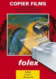 Èirá fólie X10.0 A3 balení 50ks