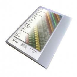 Matné pøední desky pro vazbu 200 mic/A4