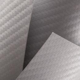 ozdobný papír Batik støíbrná 220g, 20ks
