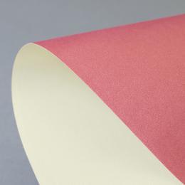 ozdobný papír Prime rubín/ivory 220g, 20ks