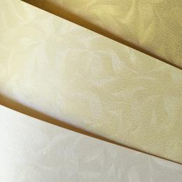 ozdobný papír Olympia bílá 220g, 20ks