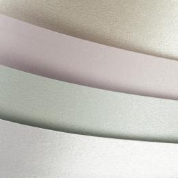 ozdobný papír Millenium bílá 100g, 50ks