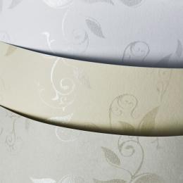 Galeria Papieru ozdobný papír Liana ivory 230g, 20ks