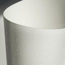 Galeria Papieru tøpytivý papír bílá 210g, 5ks