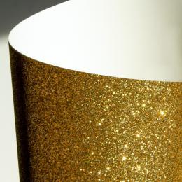 Galeria Papieru tøpytivý papír zlatá 210g, 5ks