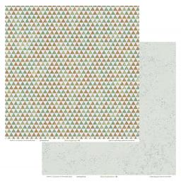 Galeria Papieru scrapbooking papír Retro Inspirace-01 200g, 5ks