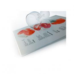 Laminovací fólie Eurosupplies 90 x 126 mm 125 mic lesklé