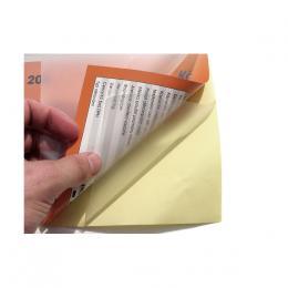 Laminovací fólie Eurosupplies A5 80 mic samolepící - zvìtšit obrázek