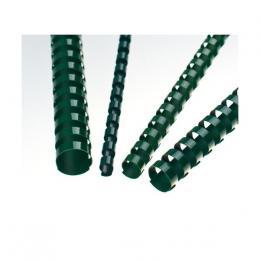 Plastové høbety 14 zelené