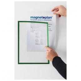 Magnetický rámeèek Magnetofix A4 èervená (5ks) - zvìtšit obrázek