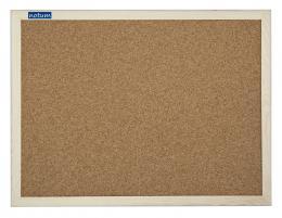 Korková tabule NOTUM K 60x80cm døevìný rám, 10ks