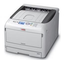 Tiskárna OKI Pro8432WT A3 s bílým tonerem