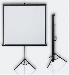 Mobilní projekèní plátno Profi Tripod mobil 120 x 120 cm