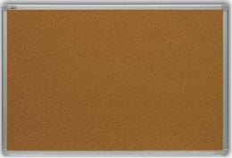 Korková tabule Premium v hliníkovém rámu 1550 x 575 mm