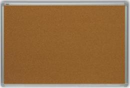 Korková tabule Premium 90 x 60 cm, rám ALU23